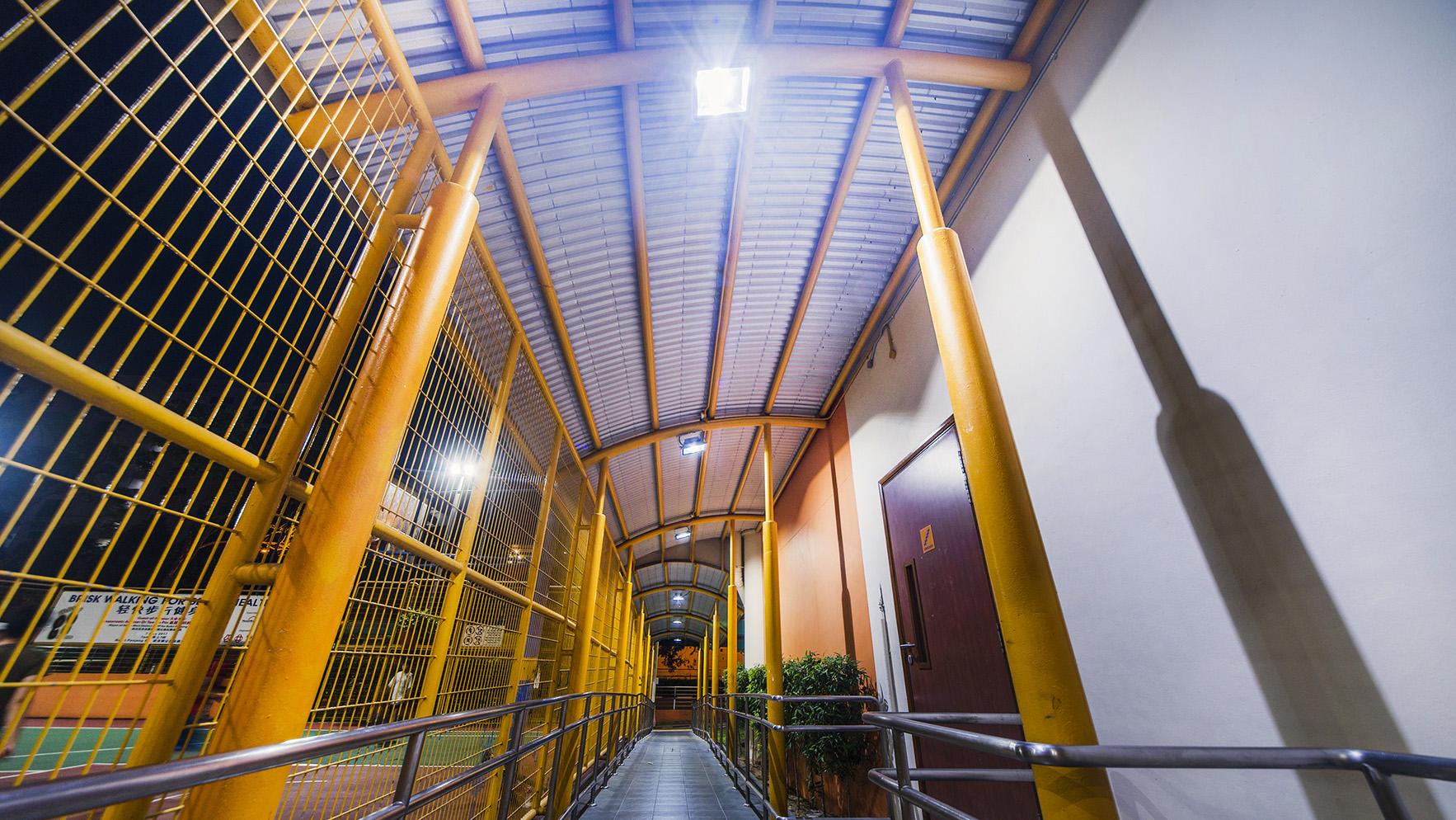 LED lighting Bukit Panjang CC