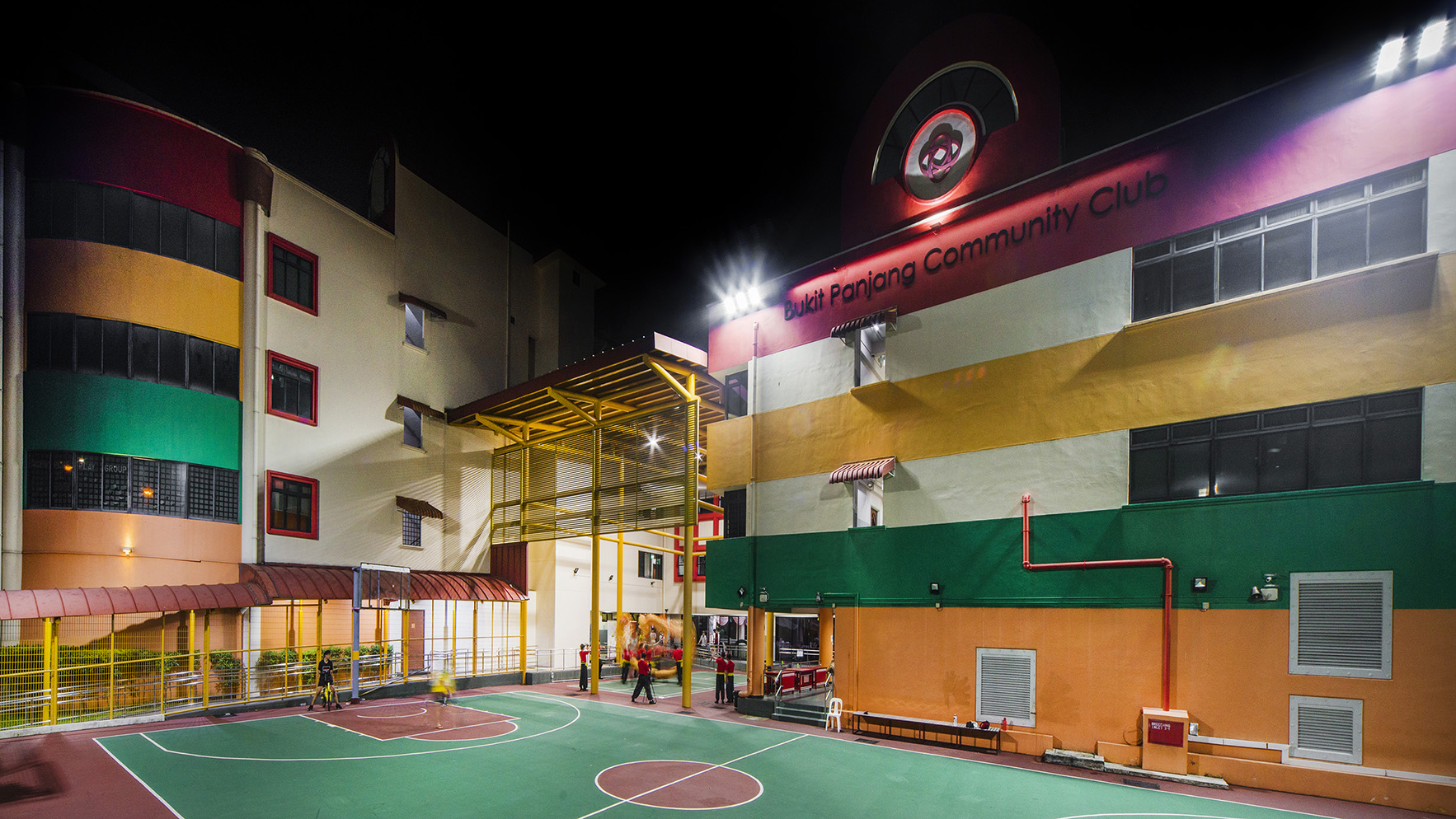 Bukit Panjang Community Club