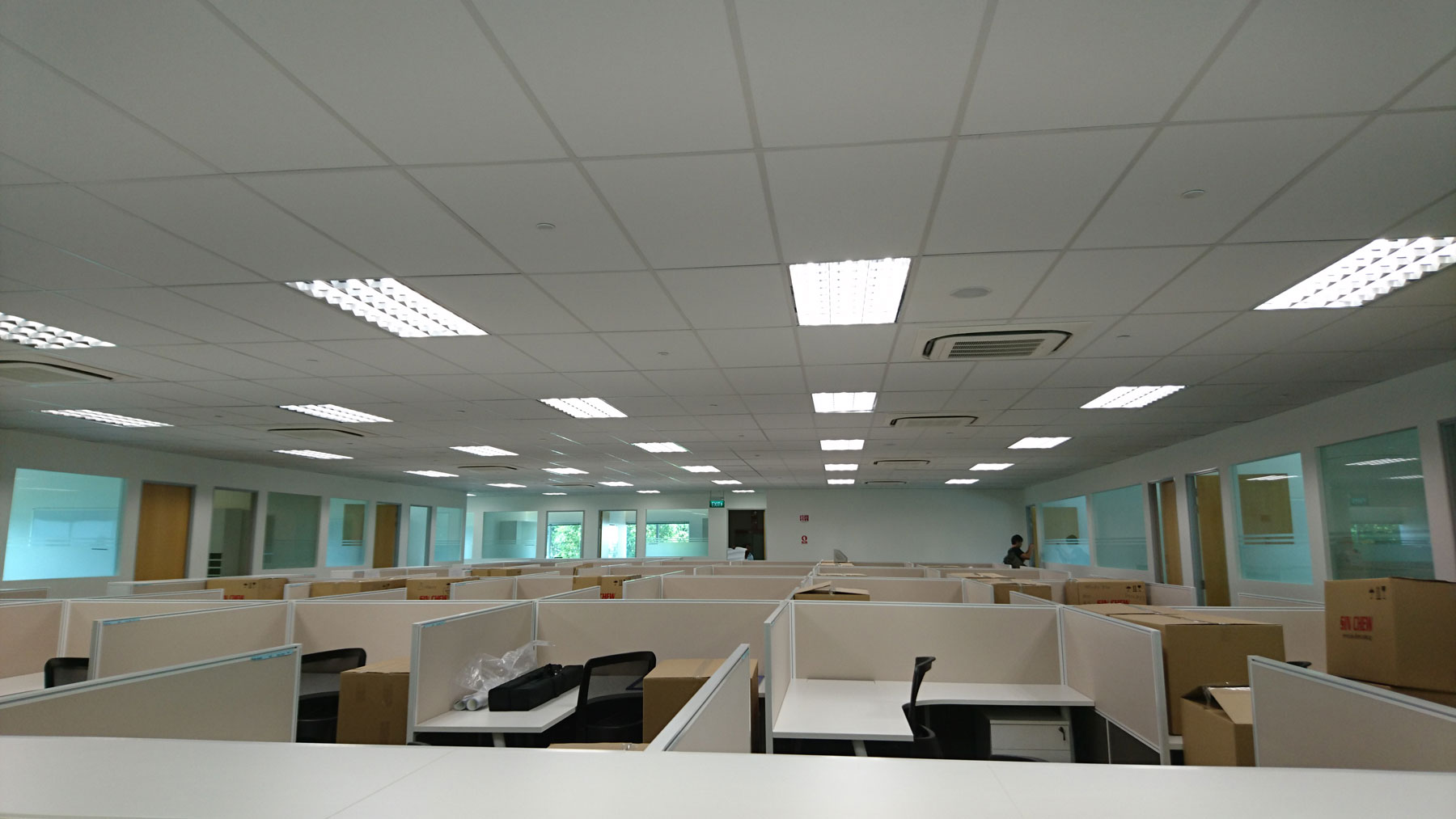 Thales office singapore