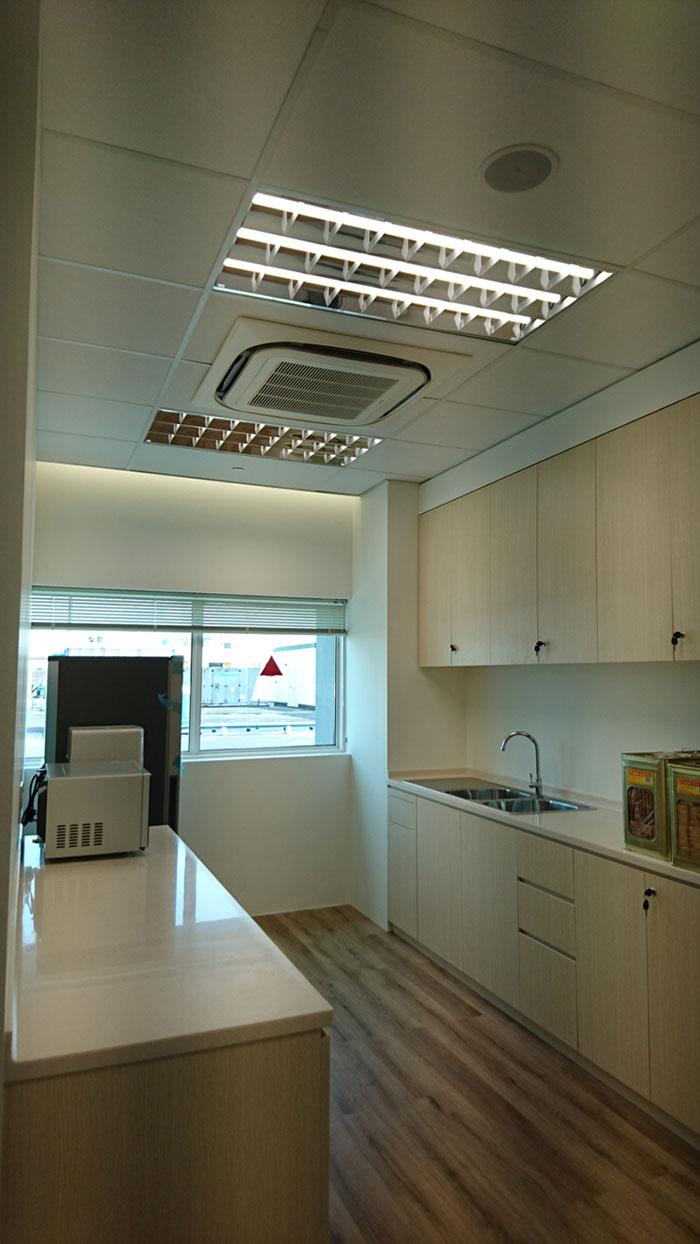 Thales Office LED Lighting