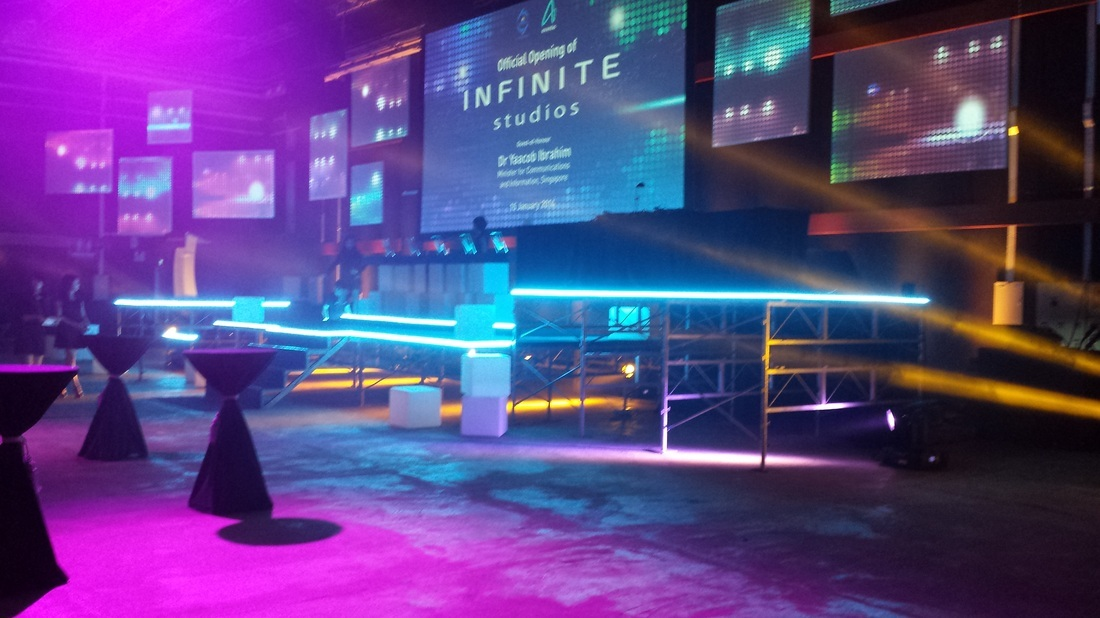 Infinite Studios Singapore