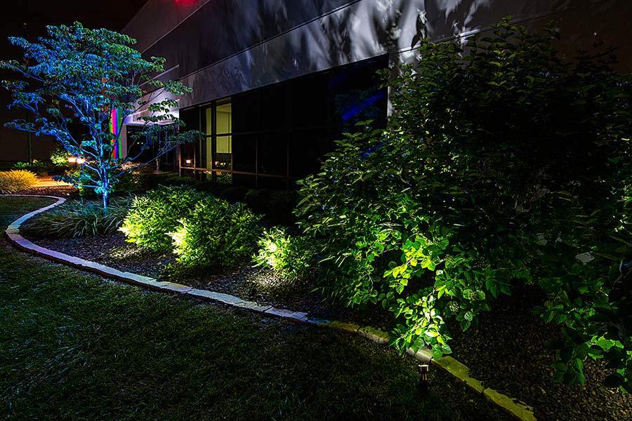 Architectural Lights Illuminating Asia