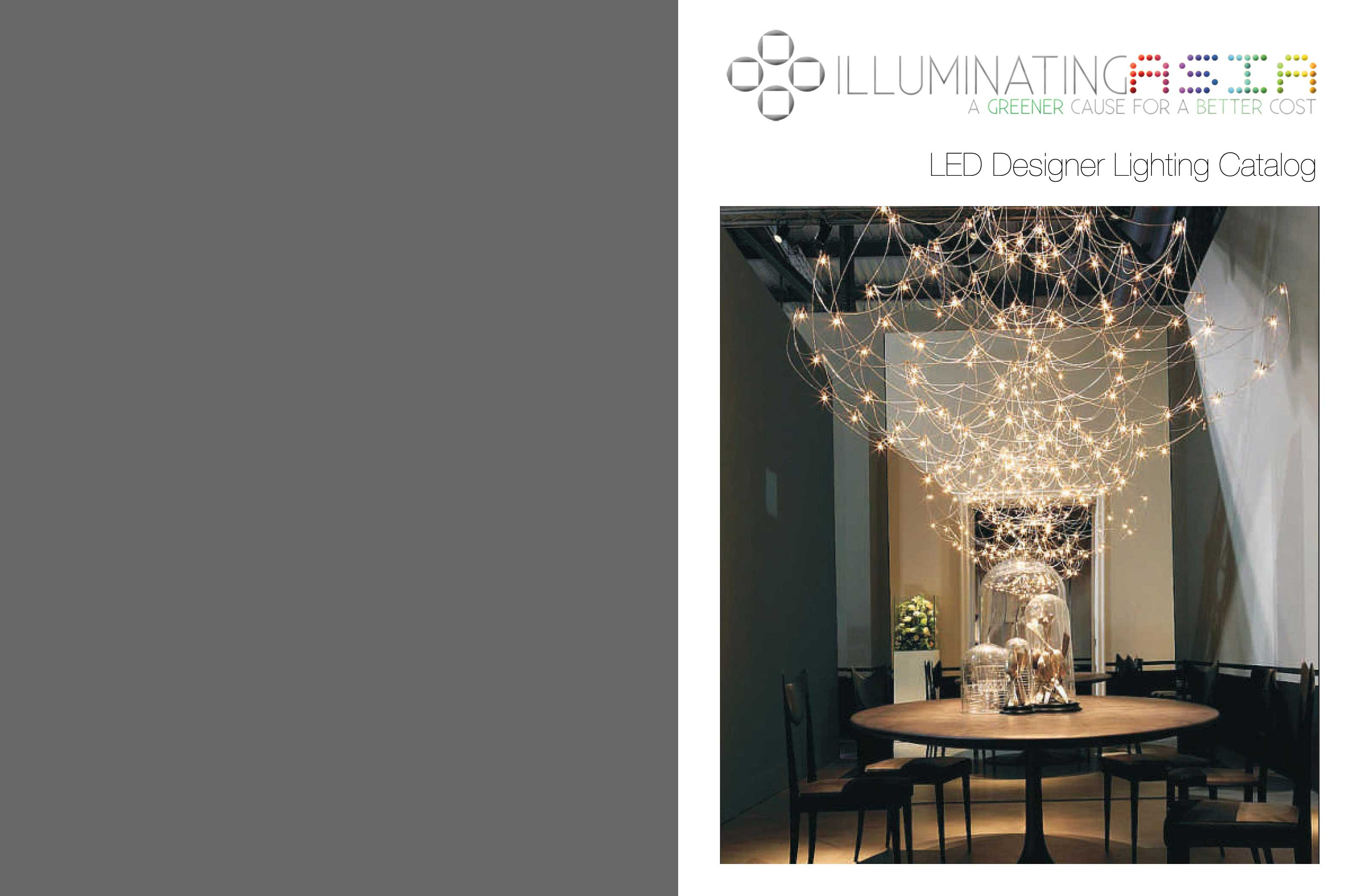 Designer Lightings Illuminating Asia