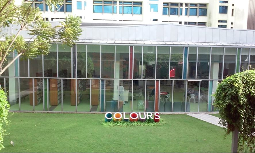 Singapore Poly Library