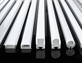 led-aluminium profiles