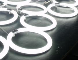 led-circular-tubes